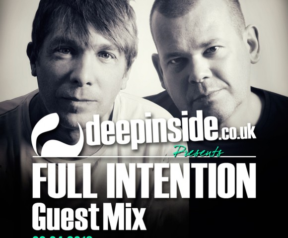 PODCAST^FULL INTENTION is on DEEPINSIDE!!