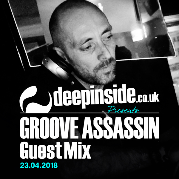 Groove Assassin Guest Mix cover