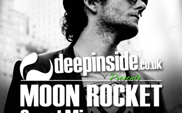 MOON ROCKET is on DEEPINSIDE