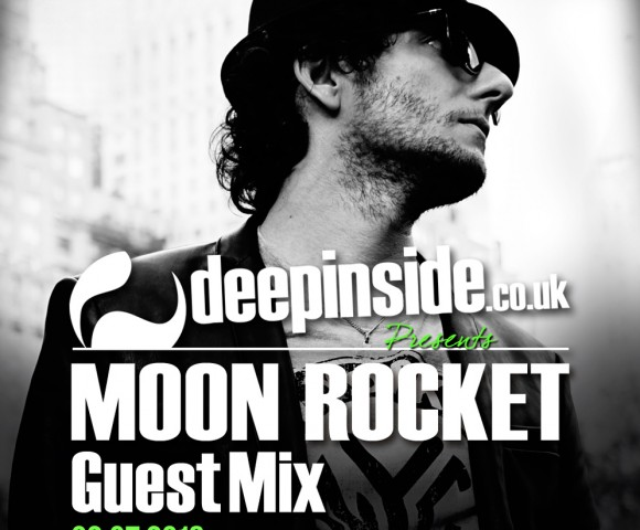 PODCAST^MOON ROCKET is on DEEPINSIDE !!