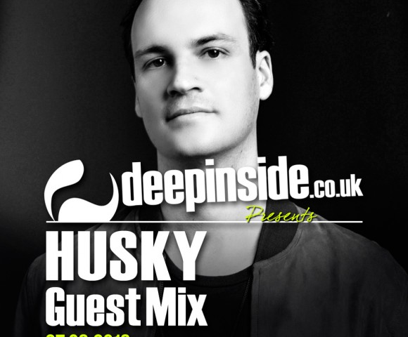 PODCAST^ This week HUSKY is on DEEPINSIDE!!