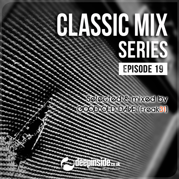 Classic Mix EP 19 cover