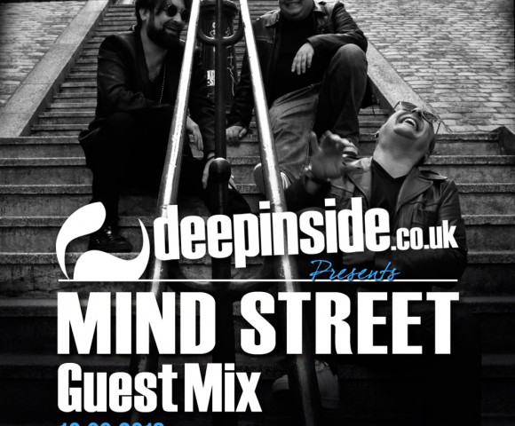 PODCAST^MIND STREET is back on DEEPINSIDE!!