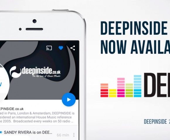 PODCAST^Listen to DEEPINSIDE also on DEEZER!