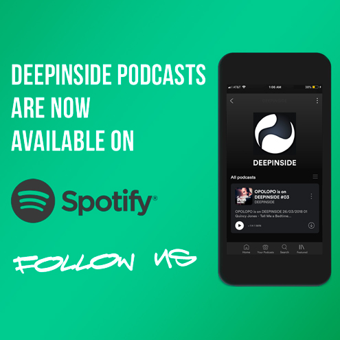 Deepinside Podcasts on Spotify
