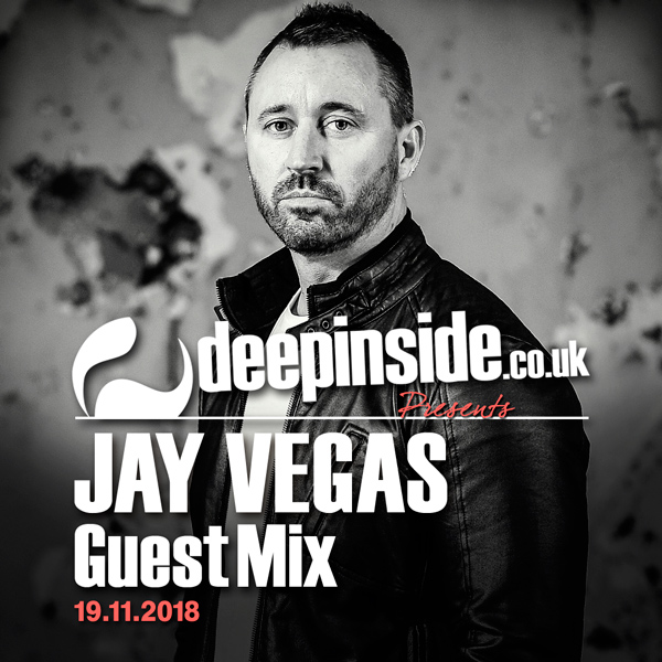 Jay Vegas Guest Mix cover