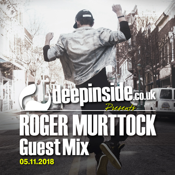 Roger Murttock Guest Mix cover