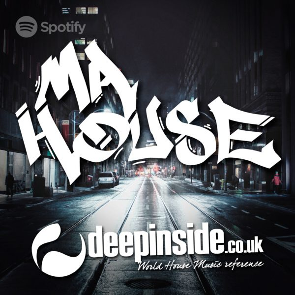 Spotify playlist Ma House
