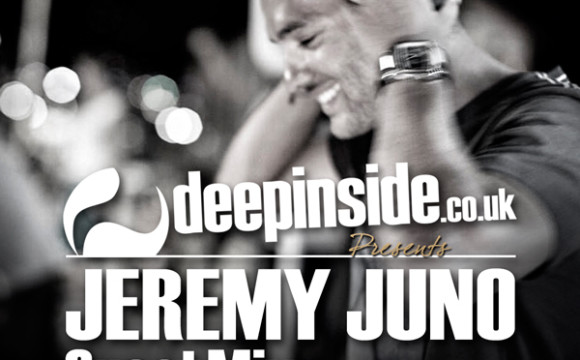JEREMY JUNO is on DEEPINSIDE
