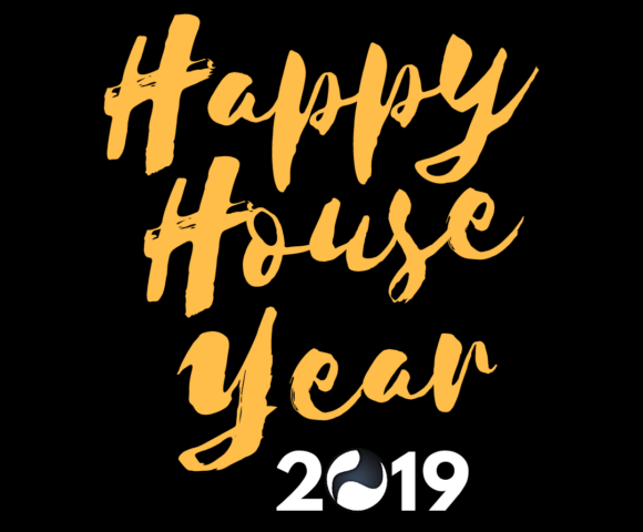 We wish you an Happy House Year 2K19 !!!