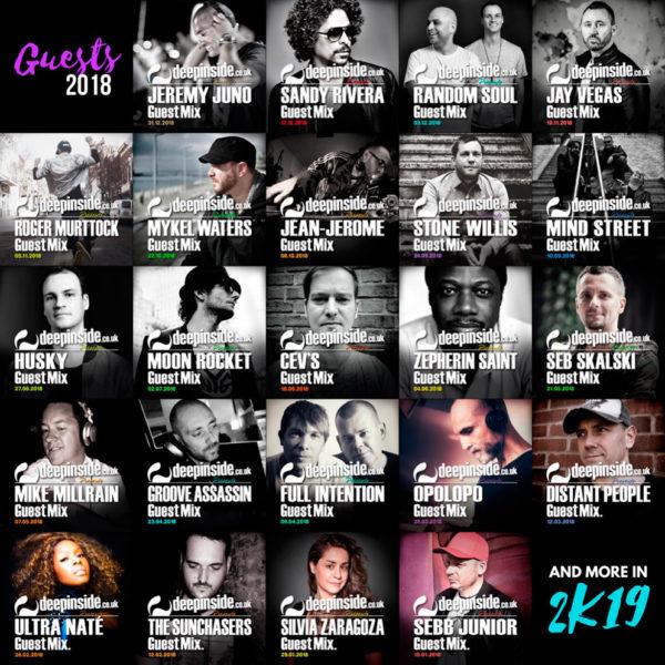 Guests 2018