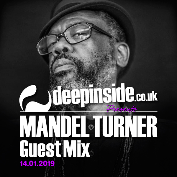 Mandel Turner Guest Mix cover