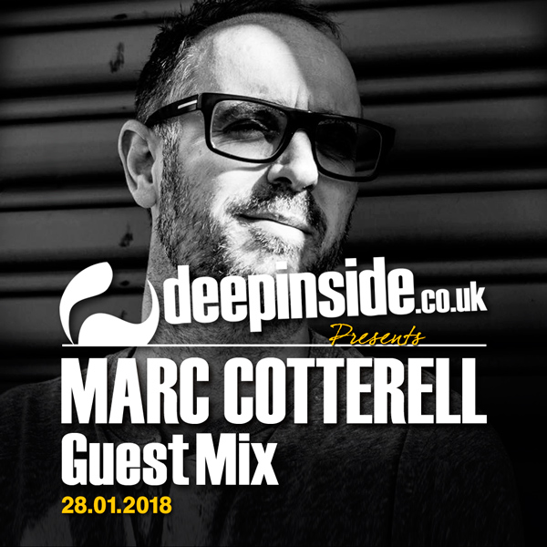 Marc Cotterell Guest Mix cover