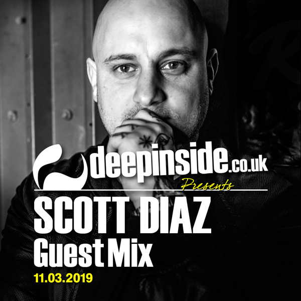 Scott Diaz Guest Mix cover