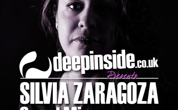SILVIA ZARAGOZA is on DEEPINSIDE #04