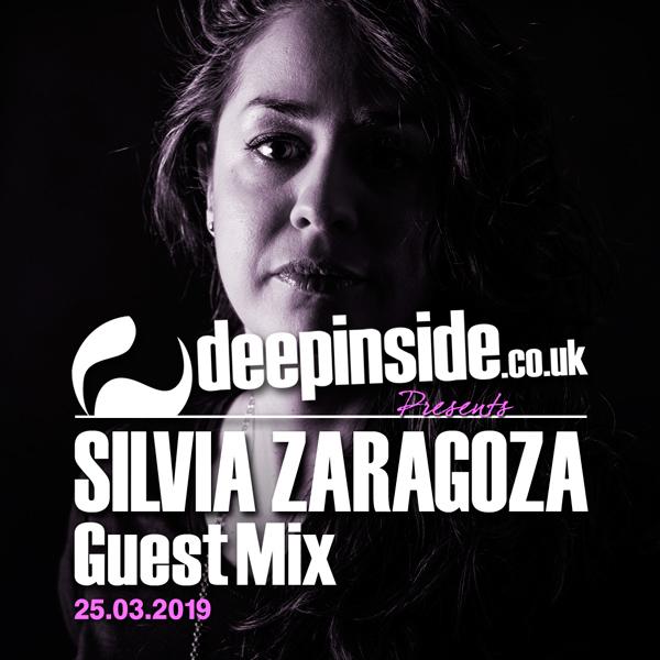 Silvia Zaragoza Guest Mix cover