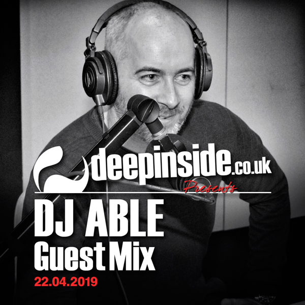 DJ Able Guest Mix cover