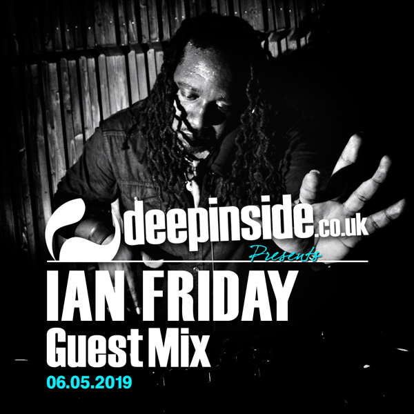 Ian Friday Guest Mix cover