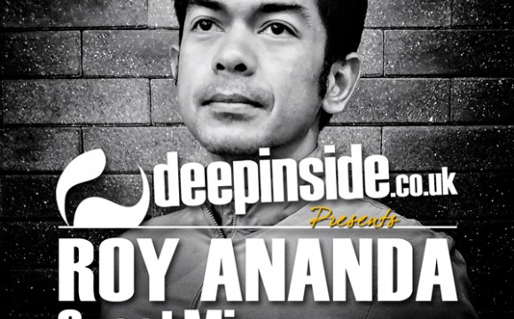 ROY ANANDA is on DEEPINSIDE #02