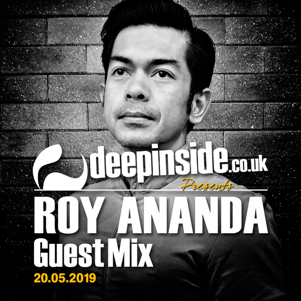 Roy Ananda Guest Mix cover