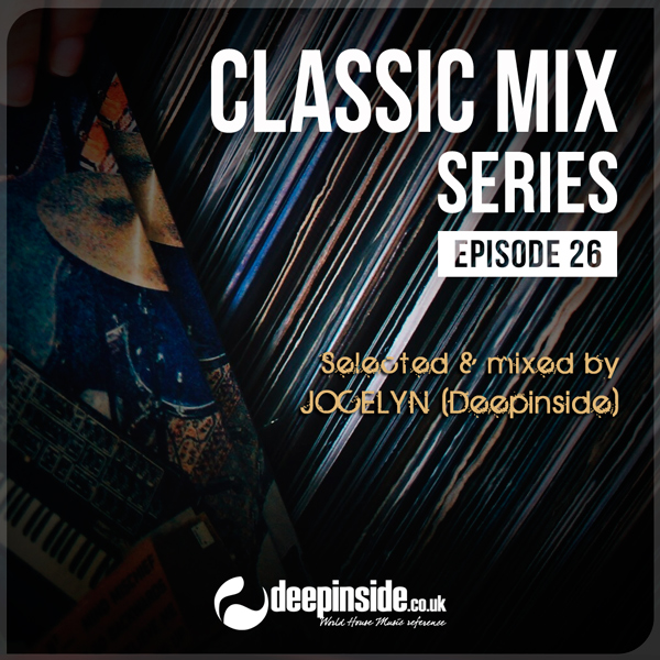 Classic Mix EP 26 cover