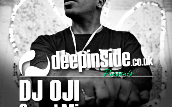 DJ OJI is on DEEPINSIDE