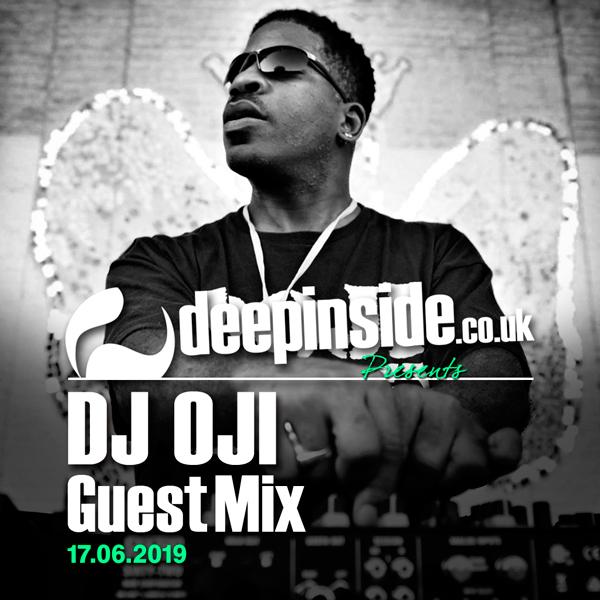 DJ Oji Guest Mix cover