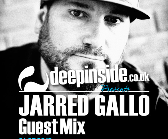 PODCAST^JARRED GALLO is on DEEPINSIDE!!