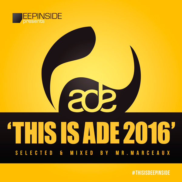 This is ADE 2016 Cover