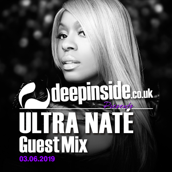 Ultra Nate Guest Mix cover