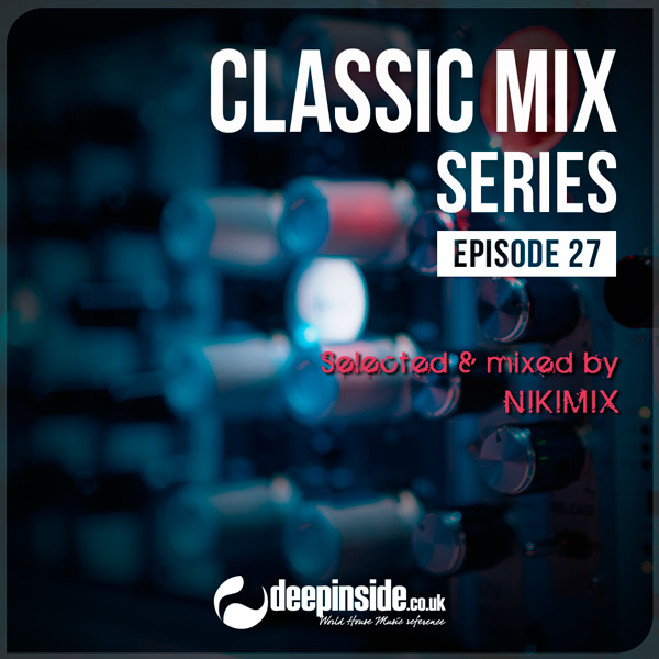 Classic Mix EP 27 cover