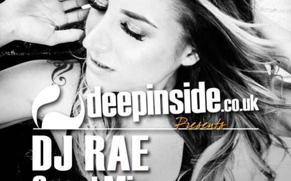 DJ RAE is on DEEPINSIDE #03
