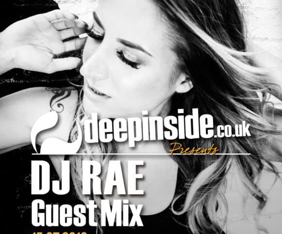 PODCAST^DJ RAE is back on DEEPINSIDE!!