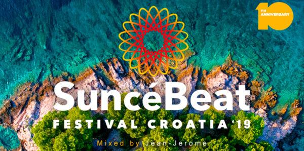 SuncéBeat Croatia 2019 Cover