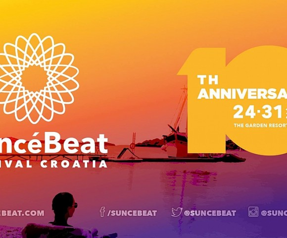 FESTIVAL^SuncéBeat is back in Tisno (Croatia) !!