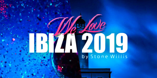 We love Ibiza 2019 Cover