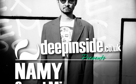 NAMY is on DEEPINSIDE #03