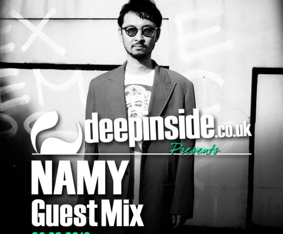 PODCAST^NAMY is back on DEEPINSIDE!!