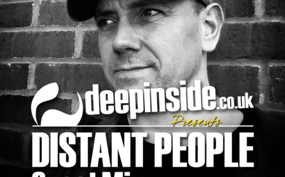 DISTANT PEOPLE is on DEEPINSIDE #03