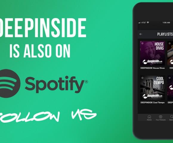 PLAYLISTS^Listen to our playlists on Spotify