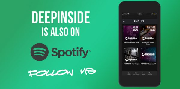 Deepinside Playlists on Spotify