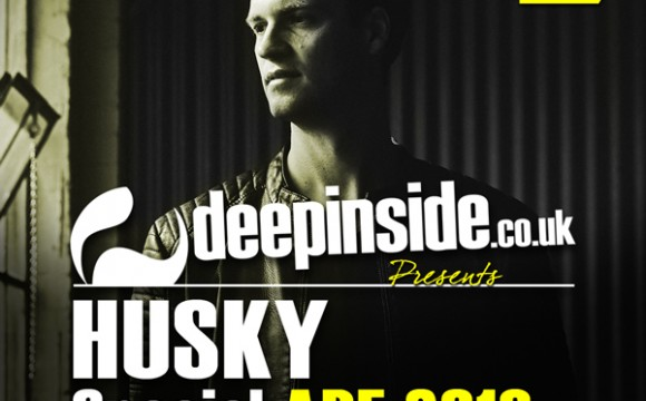 HUSKY is on DEEPINSIDE #04 (Special ADE 2019)