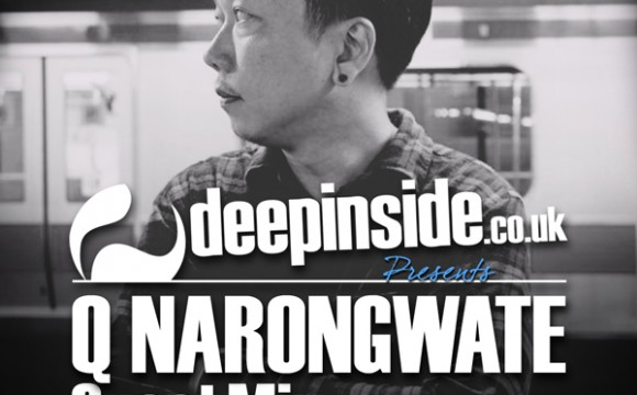 Q NARONGWATE is on DEEPINSIDE #02