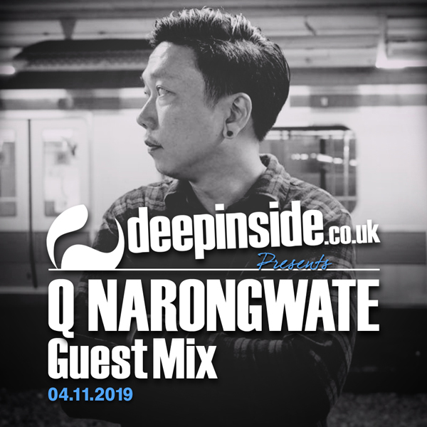 Q Narongwate Guest Mix cover