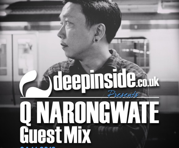 PODCAST^Q NARONGWATE is back on DEEPINSIDE!!
