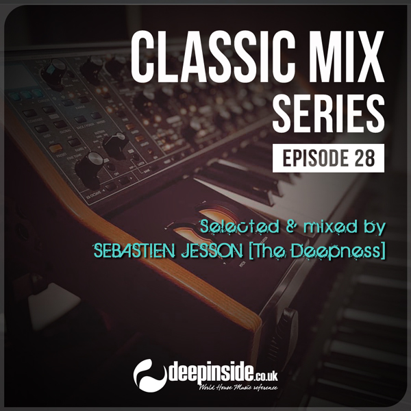 Classic Mix EP 28 cover