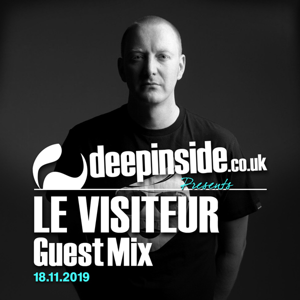 Le Visiteur Guest Mix cover