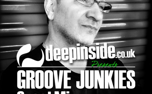 GROOVE JUNKIES is on DEEPINSIDE #08