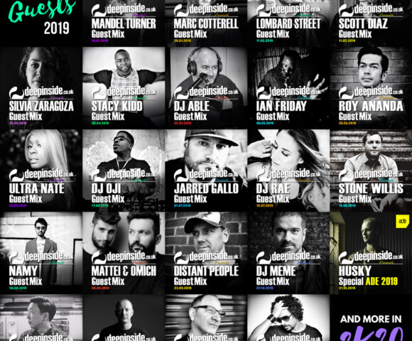 Mix^Our guests 2019 on DEEPINSIDE