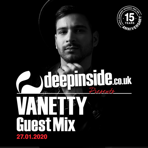 Vanetty Guest Mix cover